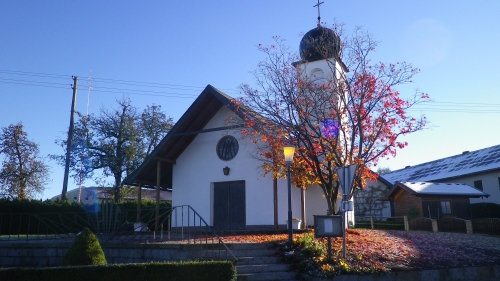Kapelle Ernsting
